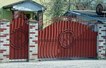 установка ворот сарт